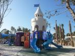 Siesta Key Beach playground