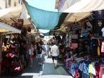 Mercato San Lorenzo, 5 min walk