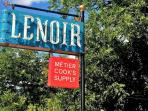 Lenoir, located right around the corner, is one of Austin's premier destinations for French-inspired cuisine.