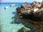 Konnos Bay - 30 min drive from apartment