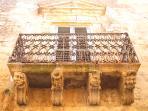 Balcone Barocco - Naro