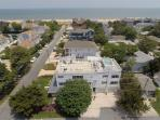 Memories Beach Home on the Ocean Block with Rooftop Deck, Heated Pool & Hot Tub