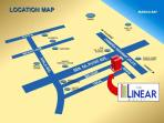 The Linear Makati - Location Map