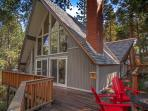 Placing an equal emphasis on outdoor living, this home features two fully appointed, spacious decks