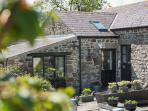 A true welshstone country cottage on the coastal edge of the Pembrokeshire Coast National Park