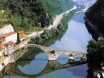 Borgo a Mozzano - Il ponte del diavolo