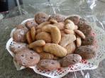 Swiss Cookies