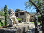 Terre di Lia: appartamento in casale tipico