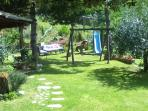 ampio giardino