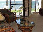 Incredible views from inside of condo