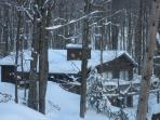 Winter at 'Inn Harmony'