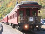 Jim Thorpe Train Rides