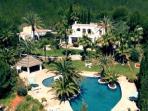 5 bedroom Villa in Santa Eulària Des Riu, Ibiza : ref 2268554