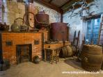 We can arrange visits to and tours of local cognac houses large and small.