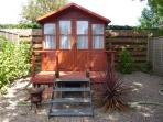 Summerhouse/Enclosed Garden