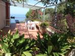 terrazza lato est privata
