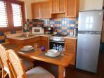 keuken bungalow