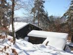 chalet Laveneau: winter