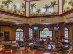 Banana Jacks - restaurant from the resort - just minutes away from the house