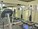 Workout Room at Snowblaze - Park City