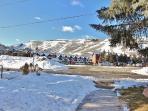 View from Snowblaze - Park City