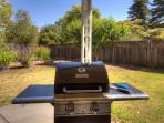 Gas grill for your barbecue.