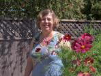Sally hopes that she and husband Tom will have the opportunity to host you in Santa Rosa, CA.