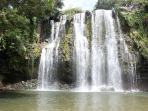 Llano de Cotez Waterfall