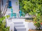 Outdoor | Montana Sea View Villa Naxos