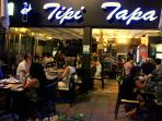 Excellent tapas bar within a few minutes walk