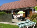 LA MAISMENT: clean, comfortable home from home, perfect for visiting Normandy