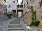 Streets of Anghiari