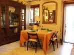 Angolo pranzo - Dining table