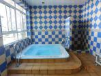 Jacuzzi beside Indoor Swimming Pool