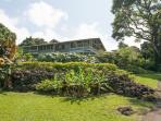 Perched High Above the Kona Coastline and Overlooking the Coffee