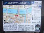 Sumida River Terrace Map