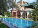 villa dans la Palmeraie à Marrakech