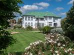 Marine Villa, the Art Deco House on the Isle of Wight