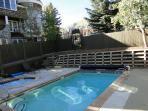 Pool at Snowblaze - Park City