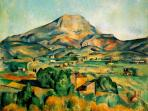 Paul Cezanne lived in provence and painted its surroundings