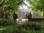 Penstowe Manor House