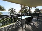 Views from Iluka Apartment verandah.