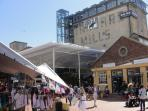 Old Biscuit Mill - visit on Saturday for great food stalls and vibe