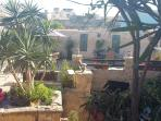 Second roof terrace for sun bathing and sundowners