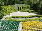 The Summer Theatre - 400 meters away