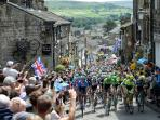 Relive the Tour de Yorkshire. We've secure storage for your cycle.