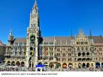 Marienplatz (town hall) takes place is just a 5 - 8 minutes walk distant