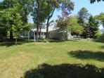 Big house, big yard, an easy stroll to a great Brewster beach.