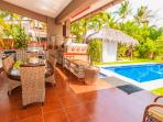 Meticulously cared for 7000sq ft Villa