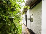 Follow the path to Midsomer Cottage